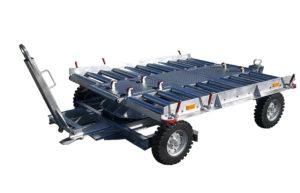Тележка контейнерная (1500 кг)